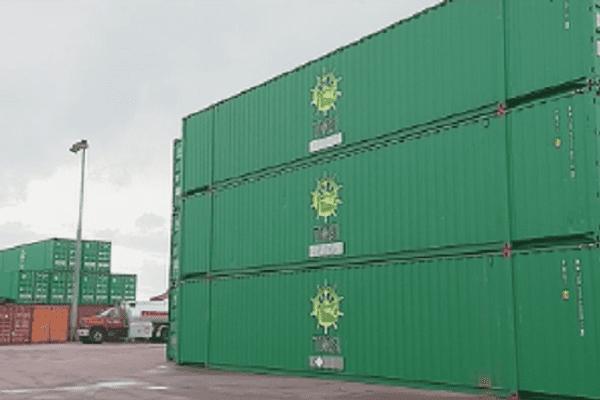 Du retard dans la livraison des containers en provenance d'Europe