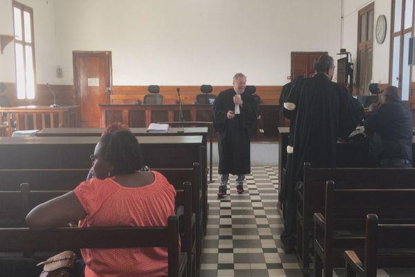 Tribunal judiciaire de Basse-Terre
