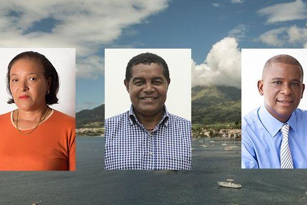 Candidats Saint-Pierre Martinique