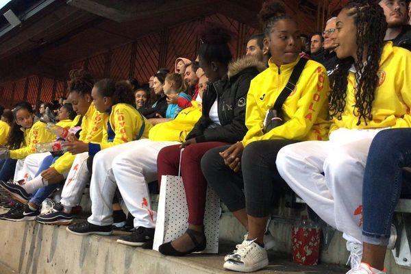 Equipe Loyola Guyane Parc des Princes