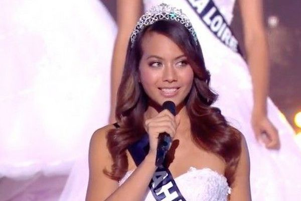 Miss Tahiti Vaimalama Chaves