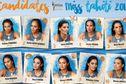 Miss Tahiti 2016 : votez pour votre candidate préférée !