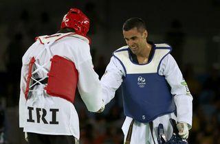Pita Taufatofua : Taekwondo à Rio en 2016