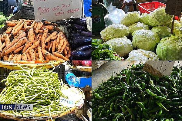 L'île Maurice va importer 115 tonnes de légumes