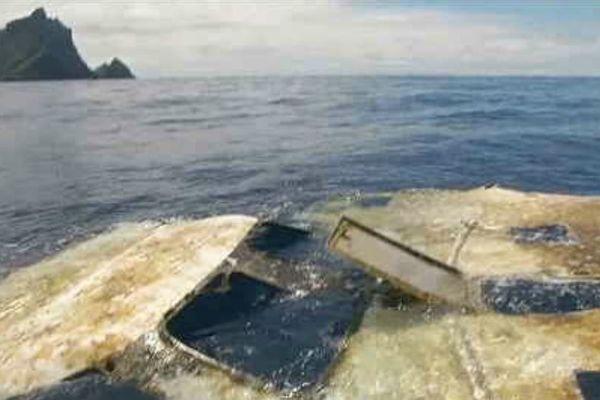 débris voilier Rapa