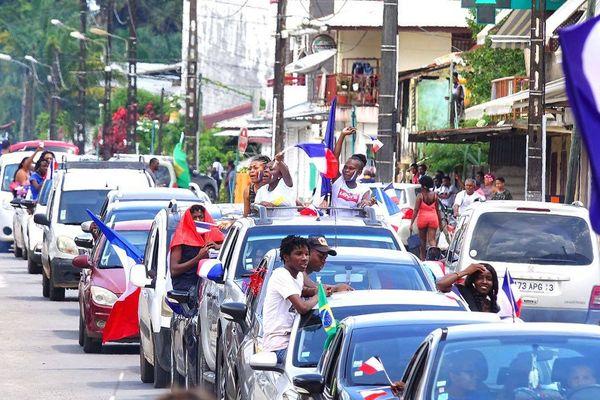 La finale de la coupe du Monde à suivre dès dimanche matin sur Guyane la 1ère