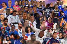 Ils sont 51 sportifs originaires des outre-mer à tenter de conquérir l'Olympe cette année.