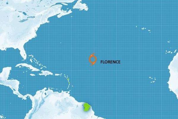 Tempête tropicale Florence