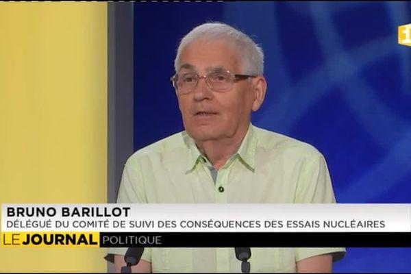 Nucléaire : Bruno Barillot, le retour.