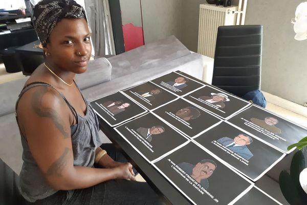 Une Martiniquaise rend hommage aux inventeurs noirs