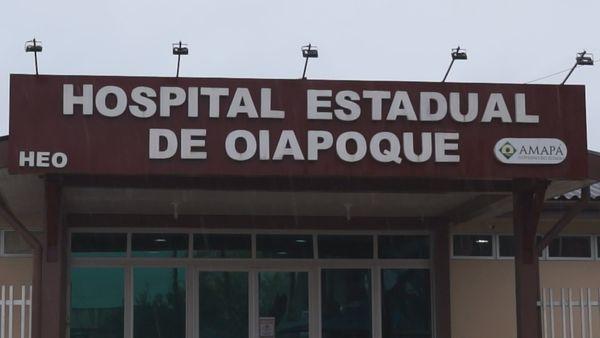 l'hôpital d' Oiapoque