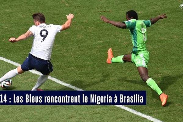 france bilan 8eme finale coupe monde