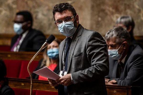 Christophe Euzet, député de l'Hérault
