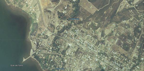 Région de Tomo