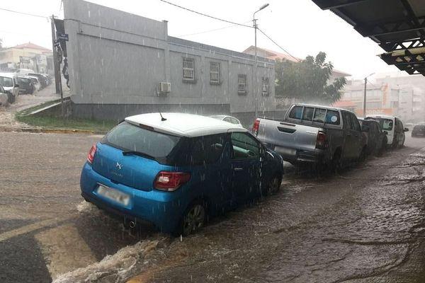 Pluies diluviennes sur le Quartier latin, le 4 mars 2020