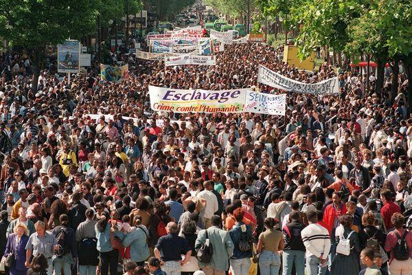 Marche du 23 mai 1998