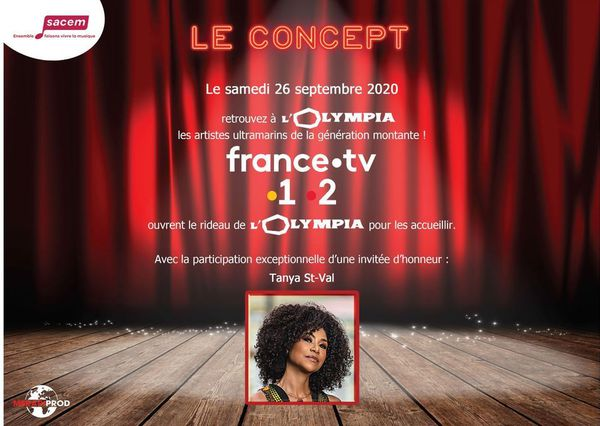 L'Outre-mer fait son Olympia