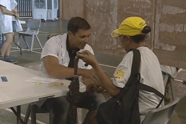 Dépistage de la tuberculose à Mahina
