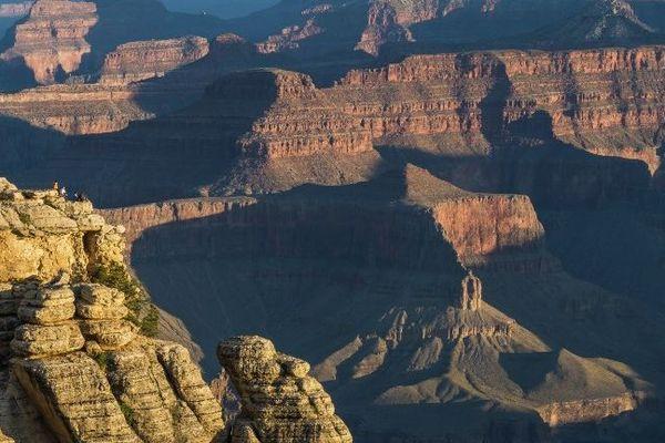 Le grand canyon en Arizona