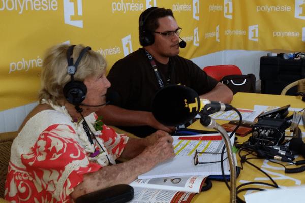equipe radio Polynésie 1ère