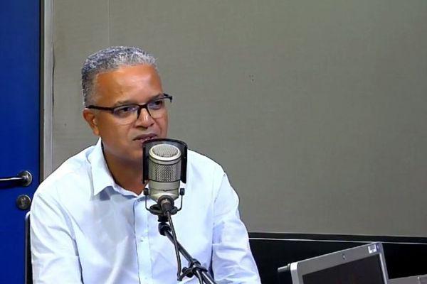 Cyrille Melchior invité de Réunion 1ère radio