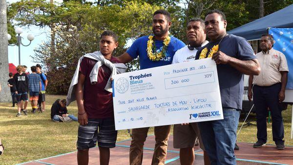 Trophées bleus 2019, lauréat îles, Kirikitr Hniminag