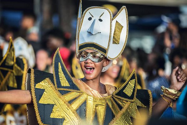 Carnaval : Mayouri Tcho Neg à la parade du Littoral