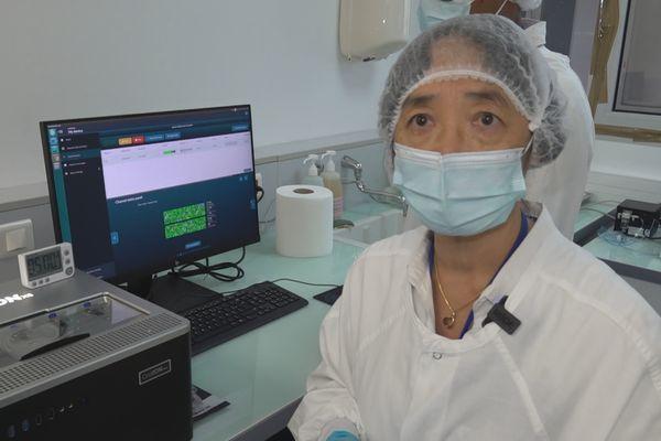 Nouveau séquenceur ADN du CHU