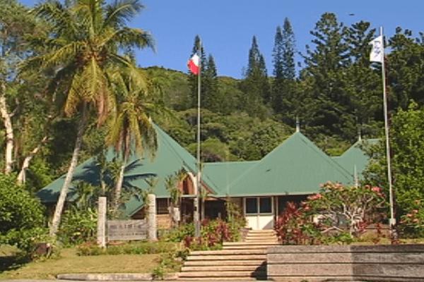 Mairie de l'île des Pins
