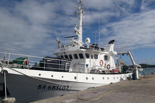 l'alis bateau mission scientifique