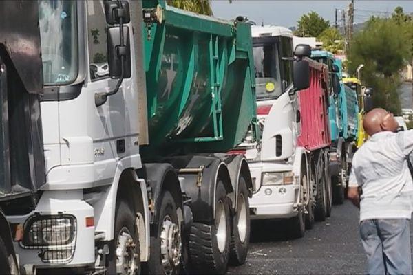 transporteurs image de blocage