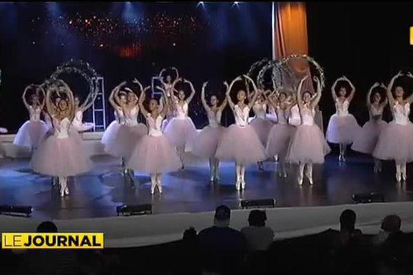 Danse : répétition générale pour « La belle au bois dormant »