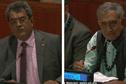 Le gouvernement et les indépendantistes à la tribune de l'ONU