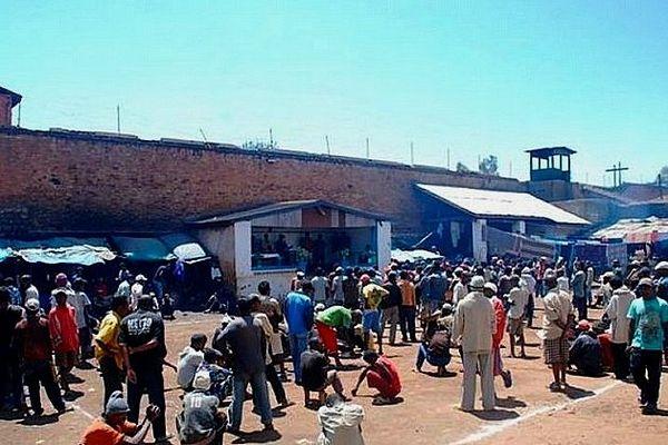 Prison de Madagascar avril 2020