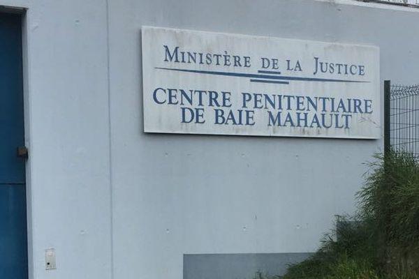 Le centre pénitentiaire de Baie-Mahault