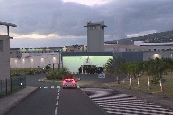 prison centre pénitentiaire Domenjod rassemblement surveillant agression 200619