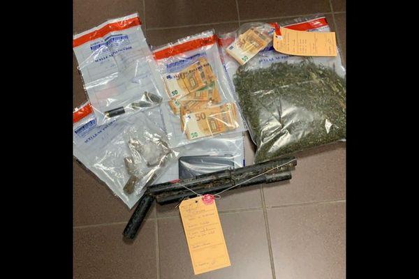 trafic de drogue points de deal démantelés Sud gendarmes 180621