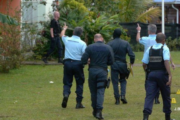 Tentative d'homicide à Goyave