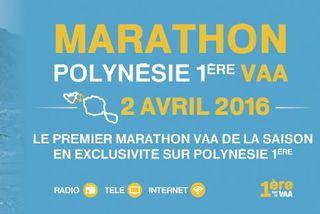 Plusieurs nouveautés pour le marathon Polynésie 1ère de va'a