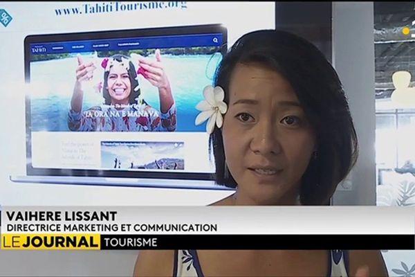 Tahiti tourisme à fond sur la communication numérique