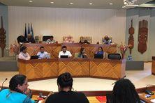 Valentine Eurisouké a rejoint le siège de vice-présidente, ce vendredi 6 août, à Koné.