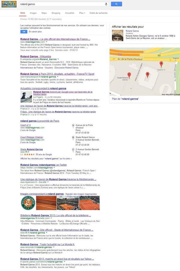 RG Google