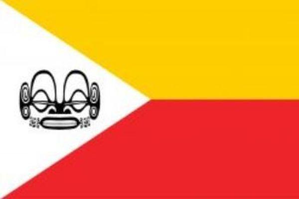 Le drapeau marquisien