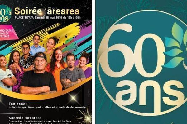 La banque Socredo fête ses 60 ans à To'ata