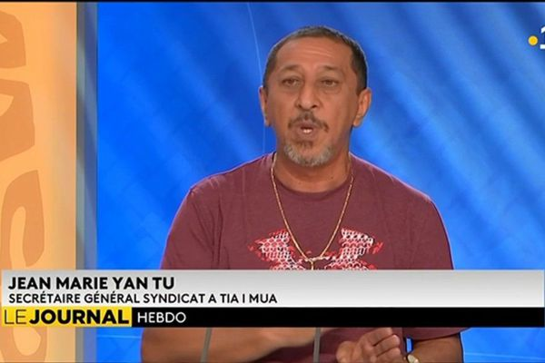 Jean-Marie Yan Tu : « A Ti'a i Mua n'est pas un syndicat de patrons »