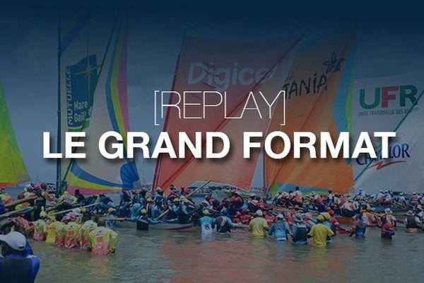 Grand Format : Sixième étape Baie de Saint-Pierre