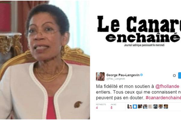 George Pau-Langevin répond au Canard enchainé