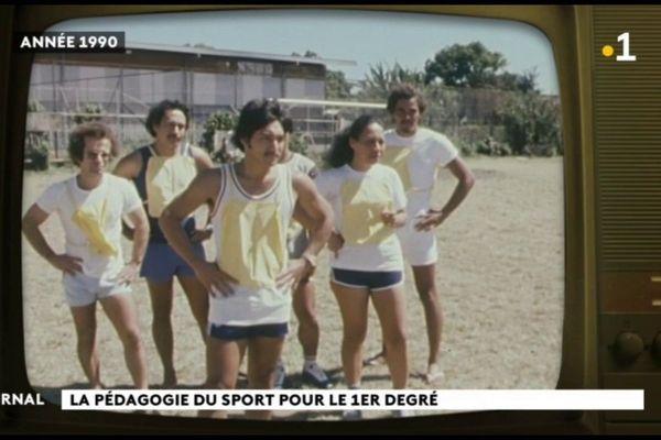 Fenua d'antan : la pédagogie du sport pour le 1er degré