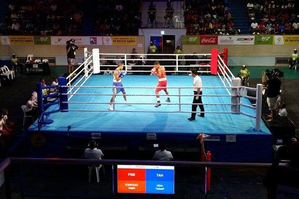 Boxe PNG2015