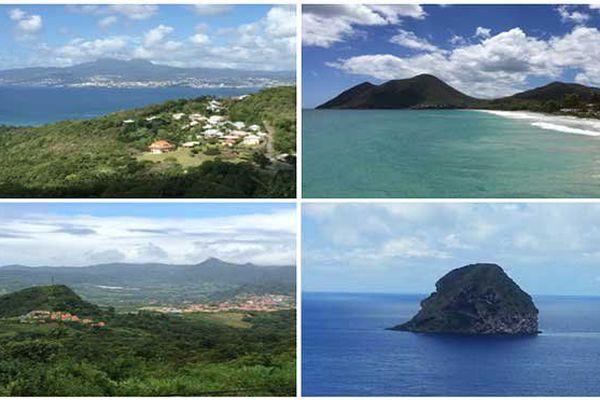 Sites de Martiniqyue